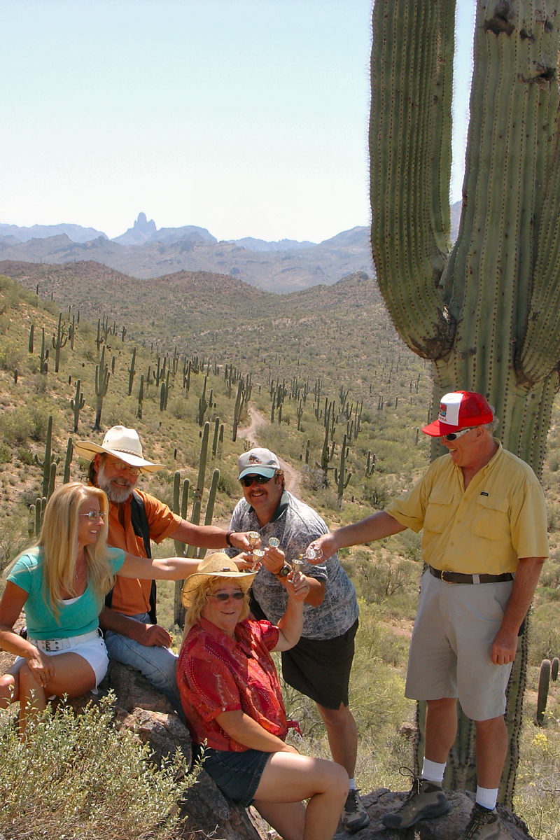 Panning For Gold Tours In Arizona