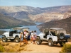 Apache Lake Overlook w/Thea + 2 Jeeps